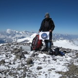 52 Elal Cumbre S del Vn. Tupungato 6.570msnm