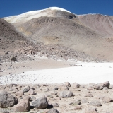 34 Quebrada & Ladera N del Vn. Guallatiri 6.063msnm