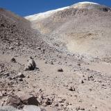 36 Quebrada & Ladera N del Vn. Guallatiri 6.063msnm