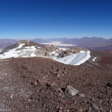 14 Vista des de la Cima del Vn. Aucanquilcha 6.176msnm