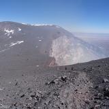 29 Bordenado el Crater del Vn. Lascar 5.592msnm