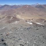 60 Descendiendo hacia el Campo Alto Socompa 5.052msnm