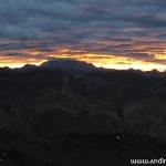 12 Amanece Tras el Monte Aconcagua 6.959msnm