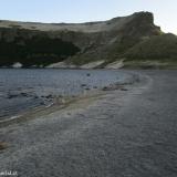 13 Crater y Laguna Batea Mahuida