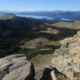 20 Vista Hacia el Lago Aluminé
