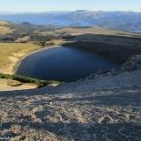 25 Crater y Laguna Batea Mahuida