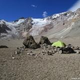 14 CB Campamento Los Pozos a 3.450msnm