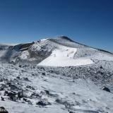 09 Crater y Cumbre Vn. San Jose 5.856msnm