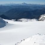 20 Glaciar en Cara NNO Vn. Volcan 2806msnm