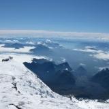 24 Turistas en el Vn. Villarrica 2.847msnm